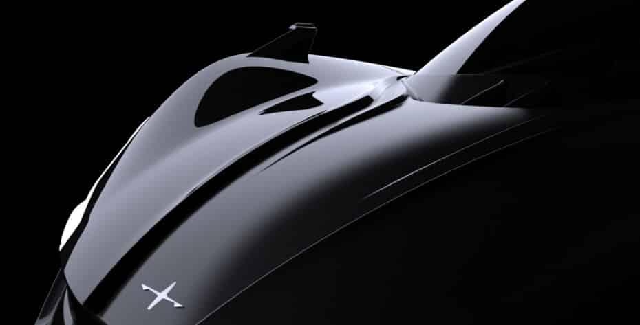 Apex anuncia el debut del AP-0: Un superdeportivo 100% eléctrico, conceptual y que pesa solo 1200 kg