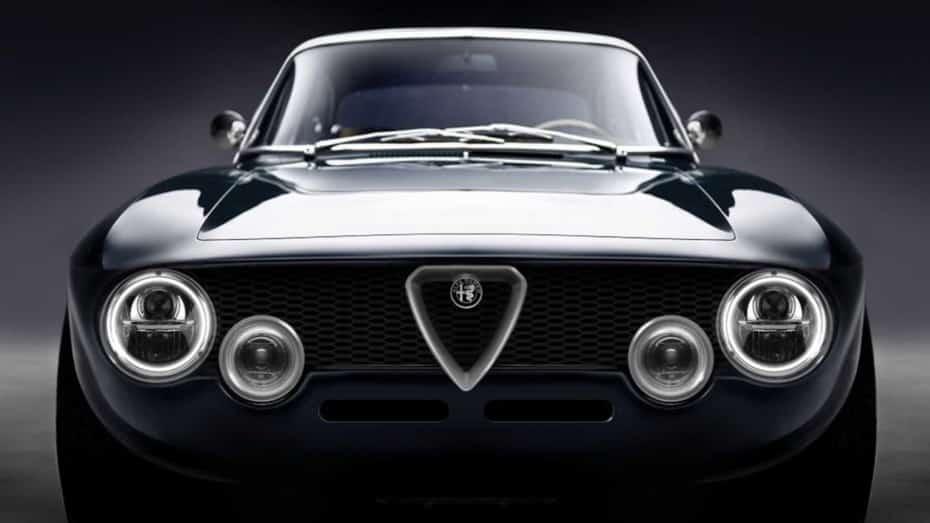 Vuelve el Alfa Romeo Giulia original, pero convertido en un eléctrico muy potente