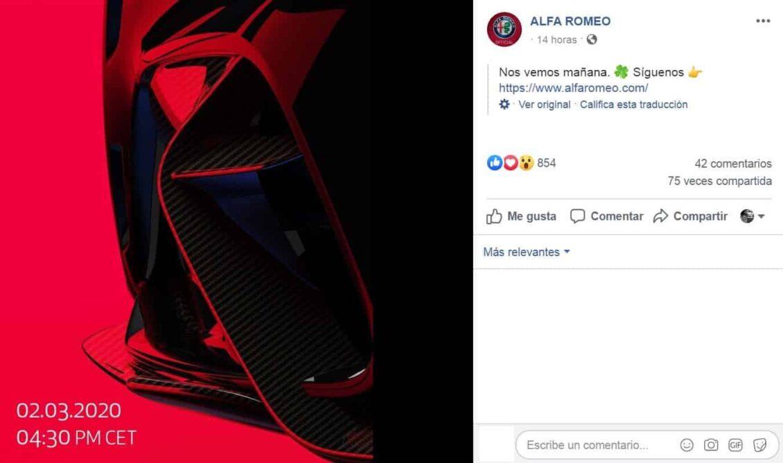 Alfa Romeo calienta motores: Esta tarde conoceremos al Giulia radicalizado que tanto esperamos
