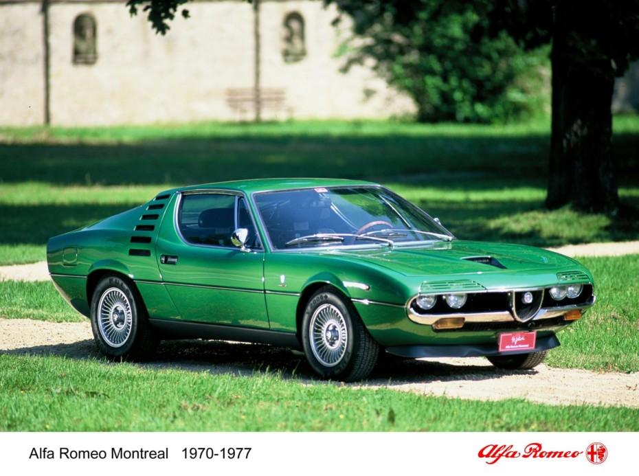 El Alfa Romeo Montreal cumple 50 años: De un exitoso concept a un exclusivo clásico