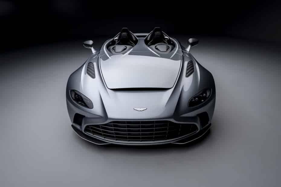 Aston Martin V12 Speedster: La nueva joya a cielo abierto está limitada a 88 unidades