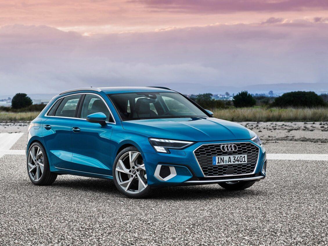 El Audi A3 Sportback 2020 ya es una realidad: Tecnología, eficiencia y diseño continuista