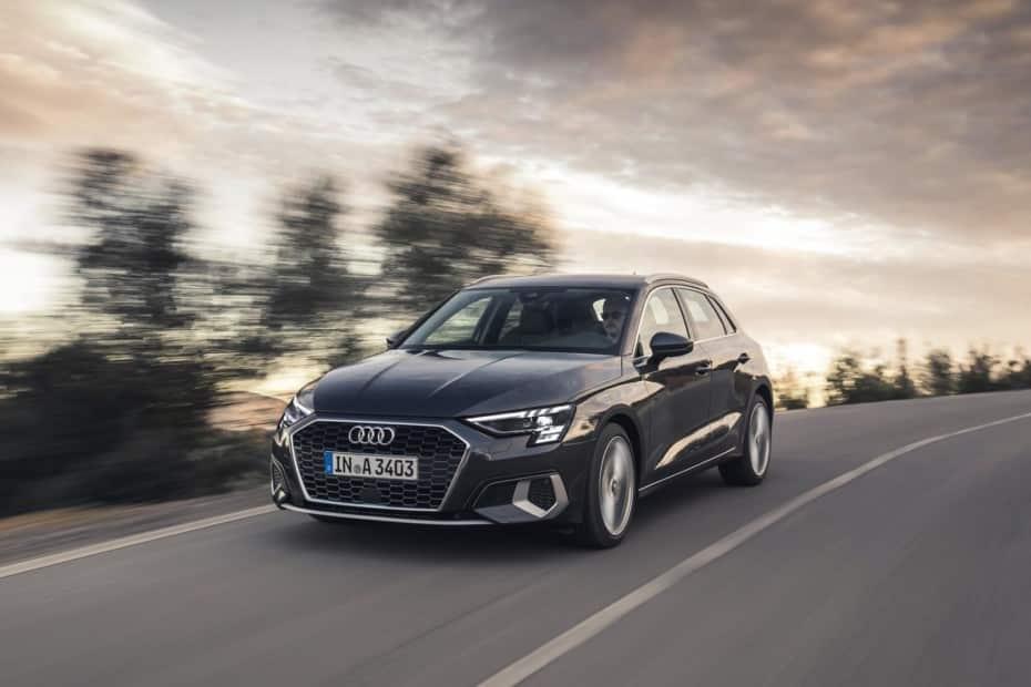 La gama del Audi A3 Sportback se enriquece con dos mecánicas gasolina y pegatina ECO de la DGT
