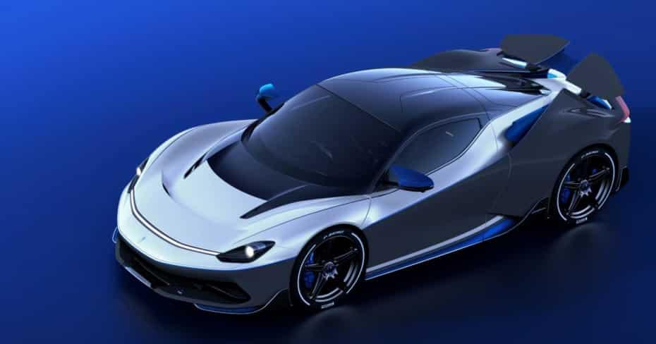 Automobili Pininfarina nos muestra el Battista Anniversario: 5 unidades muy exclusivas