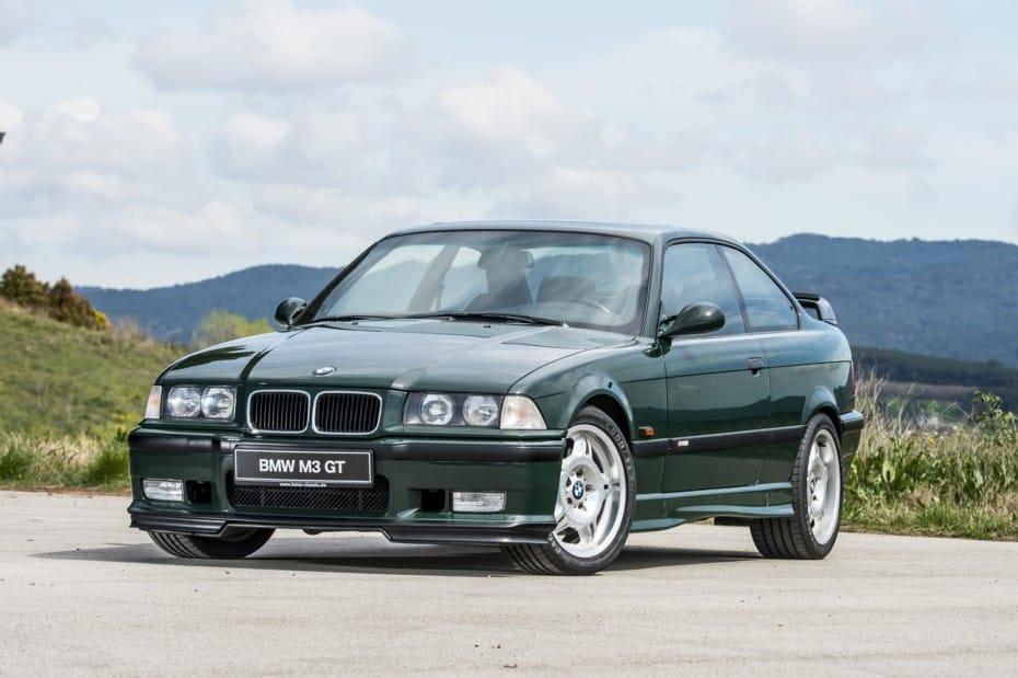 En 1995 nacía el BMW M3 GT: El mejor E36 jamás fabricado que quizás desconocías