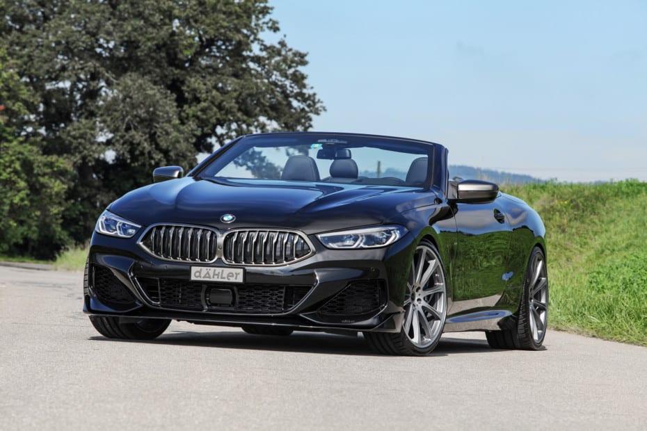 Si el BMW M8 Competition descapotable te sabe a poco, aquí tienes un M850i Cabrio que se ríe de él