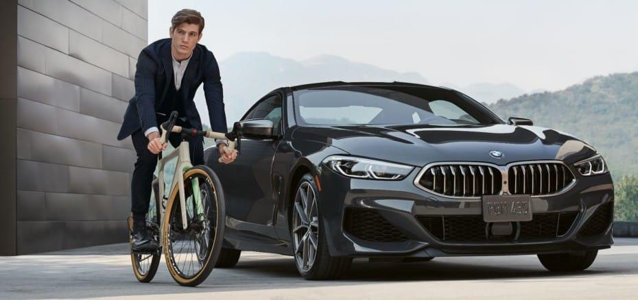 Lo último que nos llega de BMW, esta bicicleta de 3T