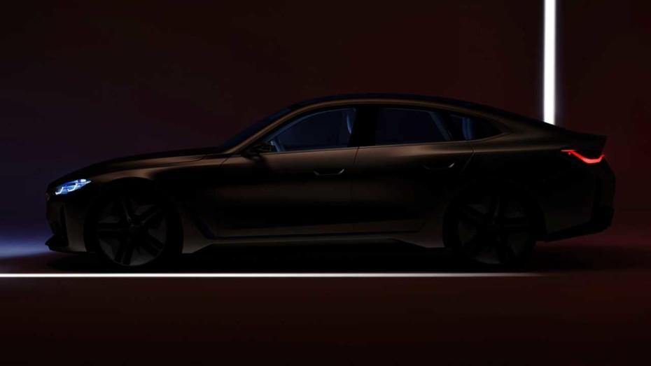 El BMW i4 está cada vez más cerca: Todo lo que sabemos de la versión de producción