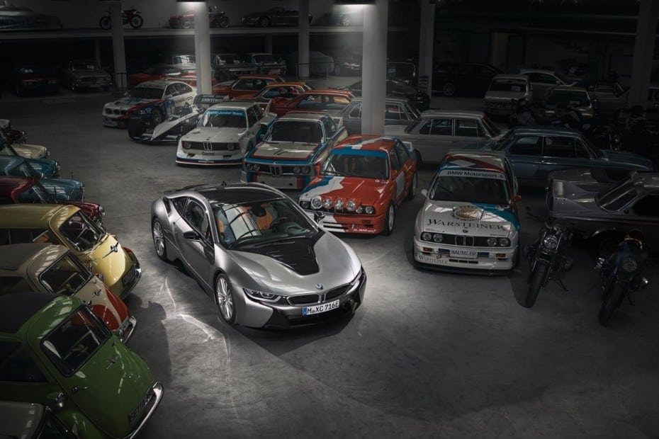 Bye Bye BMW i8: Si quieres uno, date prisa…