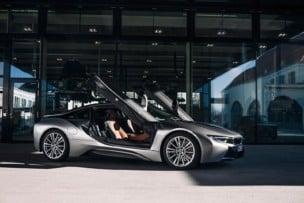 El secreto mejor guardado de Alpina: así era el BMW i8 con motor de 4 cilindros que nunca llegó a ver la luz