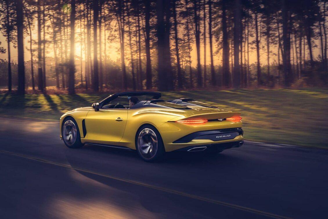 Bacalar: El Bentley de dos puertas más raro y exclusivo de la era moderna