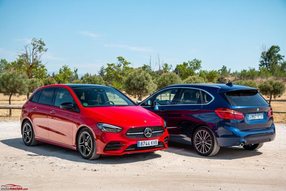 Dossier, los MPVs compactos más vendidos en España durante febrero