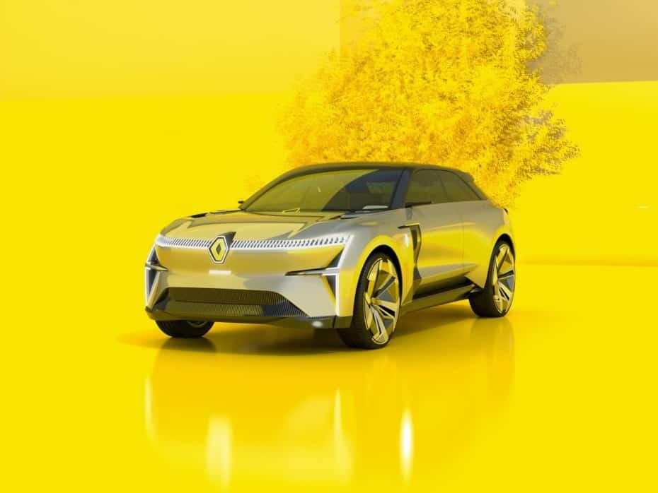 Renault nos muestra el MORPHOZ, un concept car eléctrico con soluciones geniales