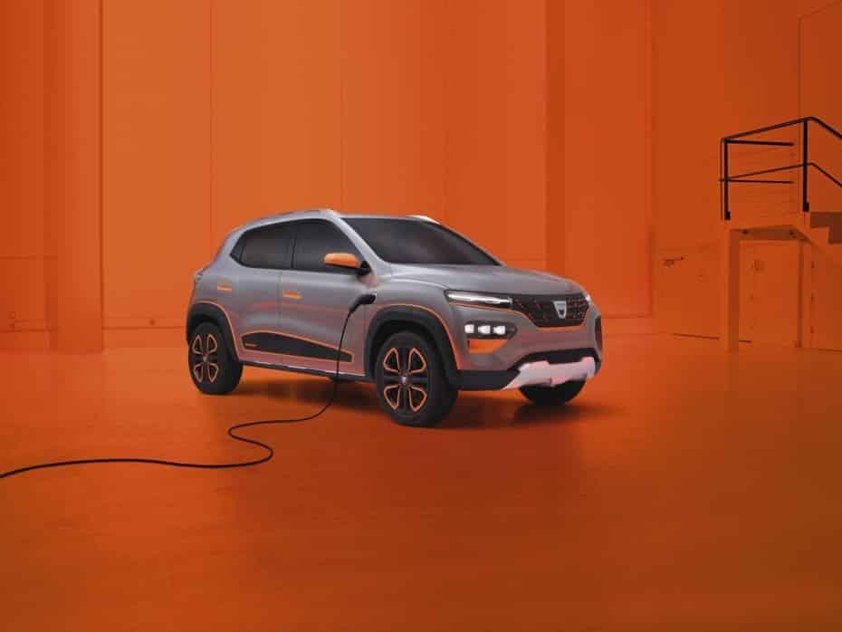 ¡Oficial! Así es el primer Dacia 100% eléctrico: El modelo definitivo llegará en 2021 con 200 km de autonomía