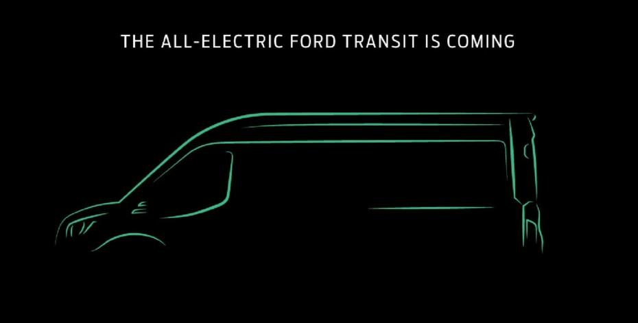 Ford anuncia el Transit y el F-150 eléctricos y la cosa pinta bien