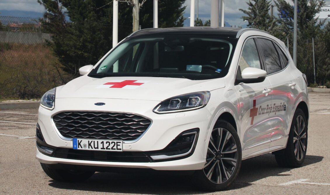 Ni un sanitario sin coche frente al COVID-19: Ford cede una generosa flota