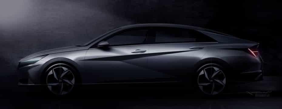 Hyundai nos adelanta los primeros detalles del nuevo Elantra antes de su debut