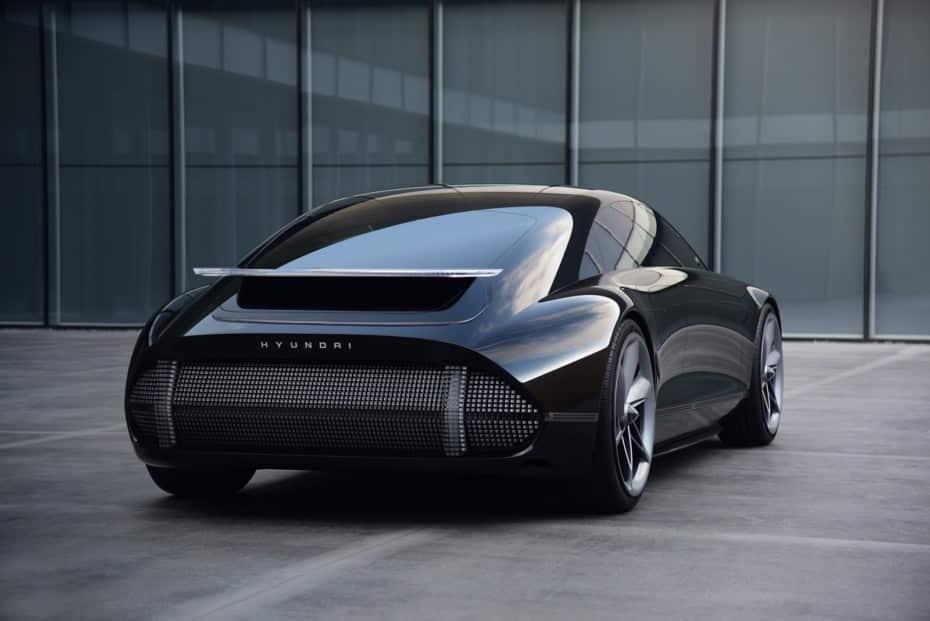 El diseño «Porsche» de Hyundai llegará en 2022 bajo el nombre de IONIQ 6