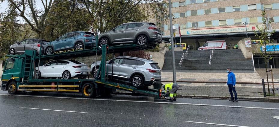 Ni un sanitario sin coche, Hyundai cede desde hoy su flota para la lucha contra el COVID-19 #YoCedoMiCoche