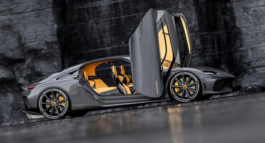 Koenigsegg Gemera: El primer «Megacar» de cuatro plazas llega directamente del futuro