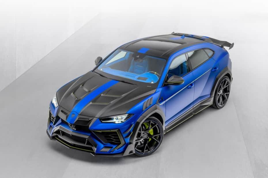 El Lamborghini Urus Venatus 2020 de Mansory con 810 CV promete no dejarte indiferente