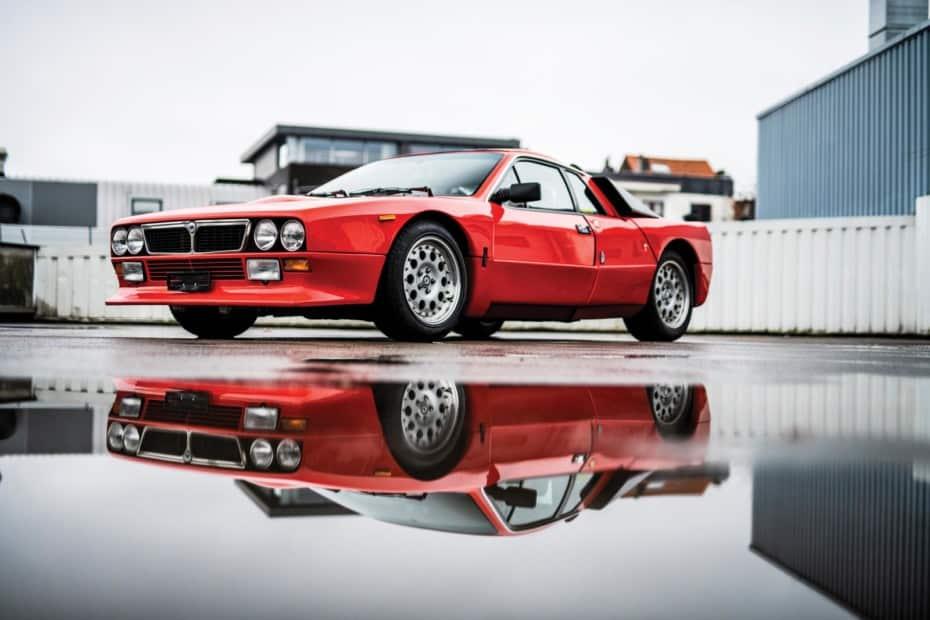 Este Lancia 037 Stradale de 1981 busca hogar: Cuando Lancia molaba…