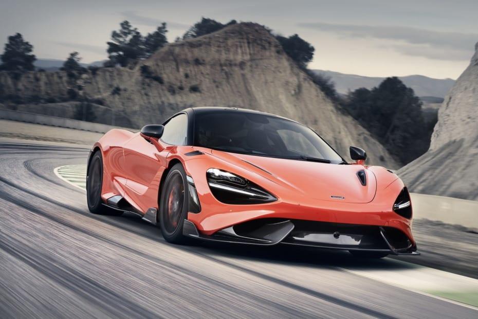 McLaren 765LT 2020: Capaz de reírse hasta del mismísimo 720S