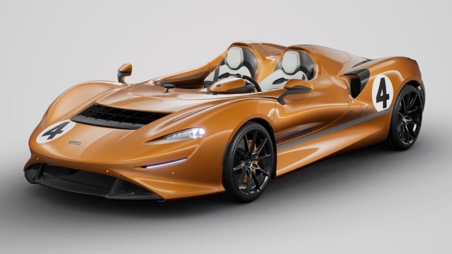 McLaren Elva M6A Theme by MSO: Recuerdos de un glorioso pasado