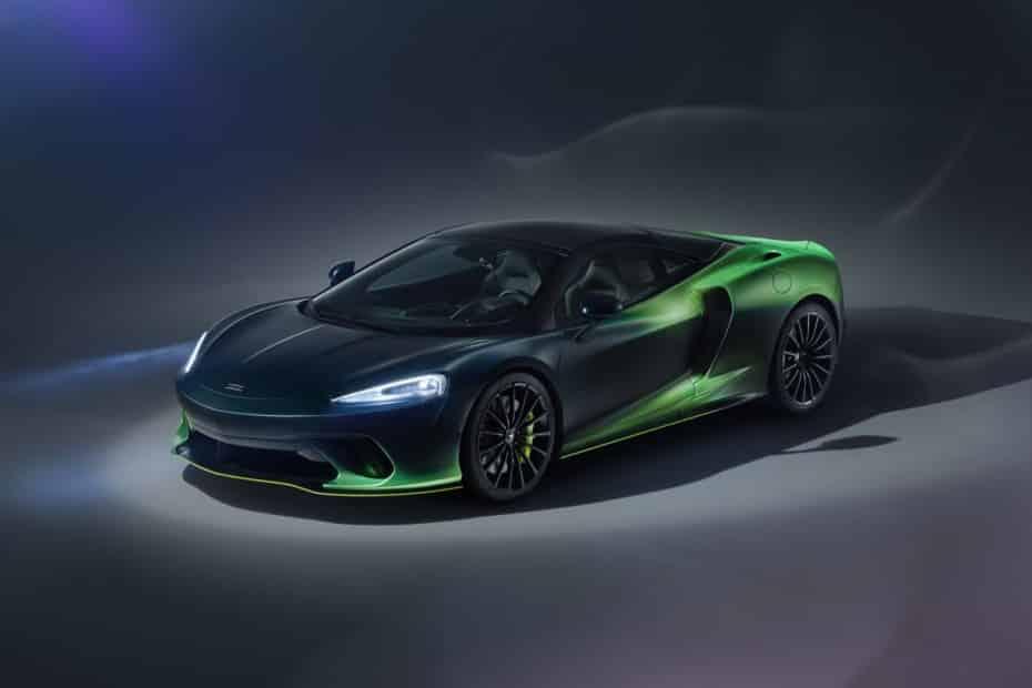 McLaren Verdant Theme GT by MSO: Así luce un trabajo de pintura de 430 horas…