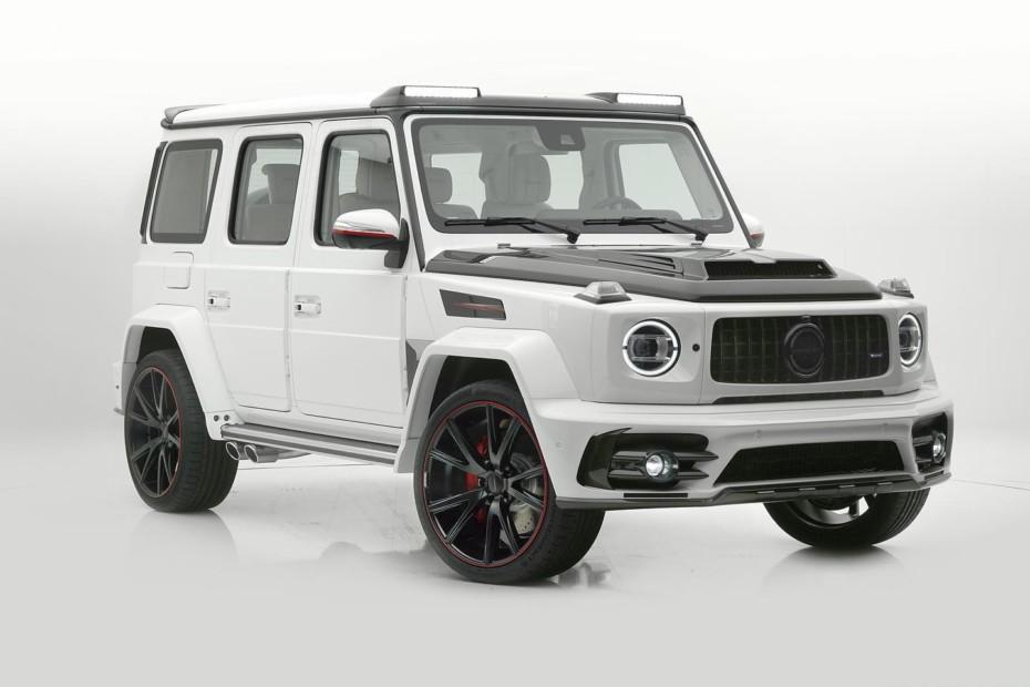 ¿Pagarías más de 320.000 euros por un G63 AMG? Quizás con 135 CV extra…