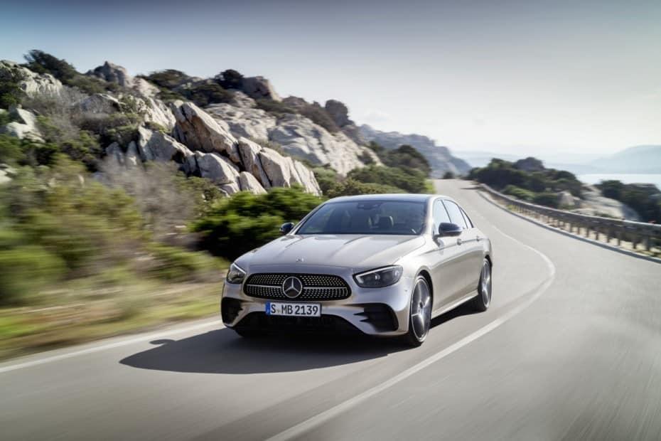 Así es el Mercedes-Benz Clase E 2020: Más tecnológico y eficiente que nunca