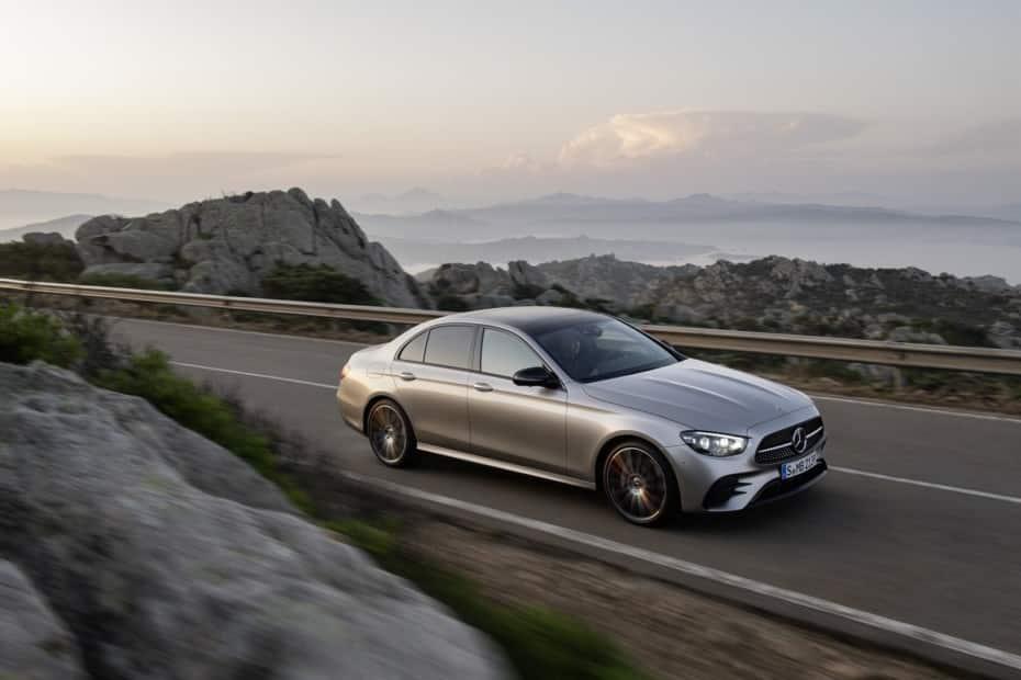 El Mercedes-Benz Clase E ya tiene precio en España: Detalles de la berlina y el Estate