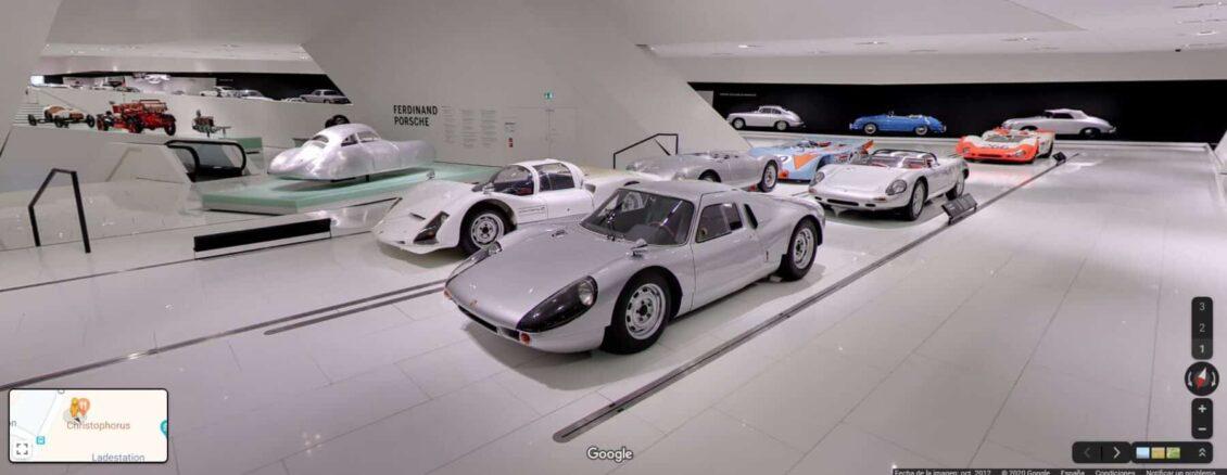 7 museos del automóvil brillantes que puedes visitar desde el sofá de tu casa