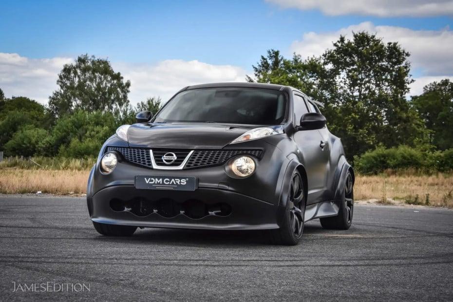 ¿Pagarías 650.000 euros por un Nissan Juke? ¿Ni por uno con más de 700 CV?