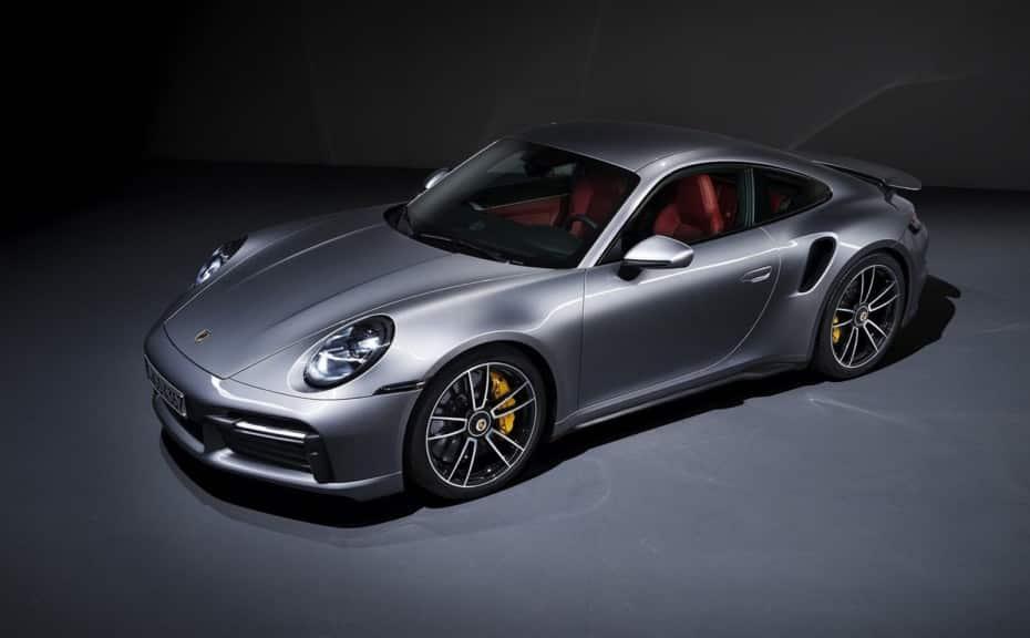 [Vídeo] El motor boxer de 650 CV del Porsche 911 Turbo no es ni mucho menos su única virtud…