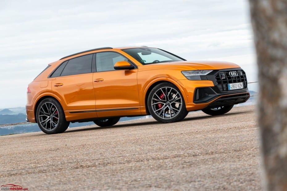 Dossier, los SUVs y TT de lujo más vendidos en el primer trimestre en España