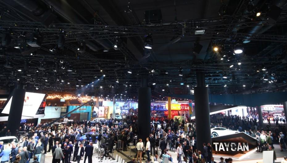 Adiós al Salón del Automóvil de Frankfurt, ahora el show se celebrará en Munich