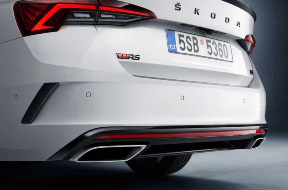 A menos de 24h del debut del nuevo Skoda Octavia RS, esto es lo que sabemos…