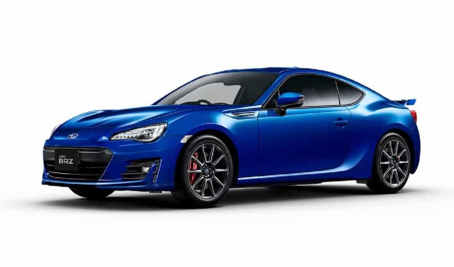 Subaru BRZ Final Edition: El deportivo nipón empieza a despedirse de algunos mercados…