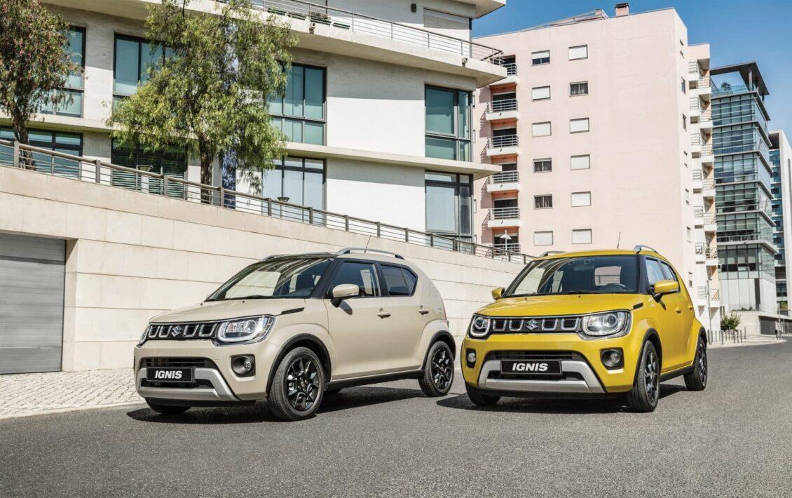 Nuevas imágenes y detalles del Suzuki Ignis 2020 con especificaciones europeas