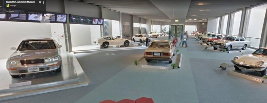 ¿Aburrido? Puedes visitar el Museo Toyota y todas sus joyas