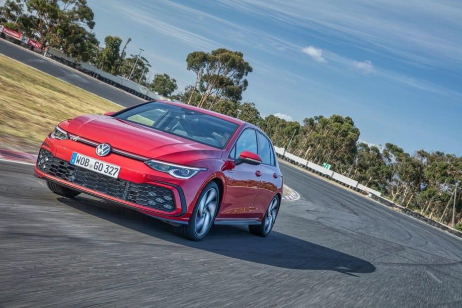 Nuevas imágenes del Volkswagen Golf GTI Mk8 2020: Descúbrelo rodando en la pista