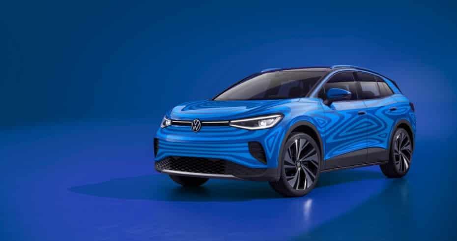 Arranca la fabricación del Volkswagen ID.4: Nuevos detalles del modelo…