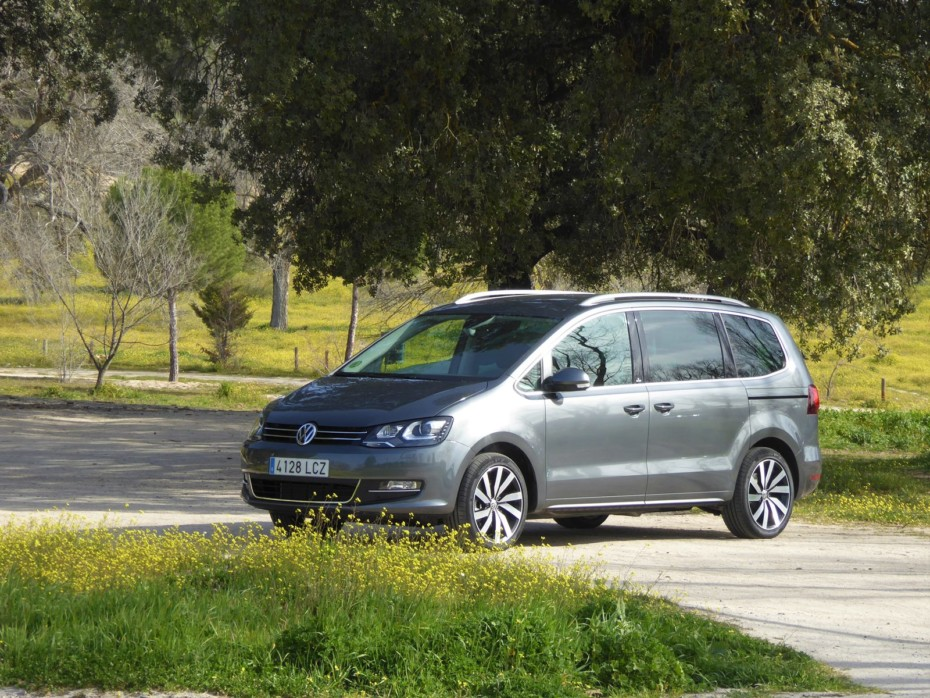 Volkswagen Sharan 1 Million: Más equipamiento de serie para sobresalir en un mundo de SUVs