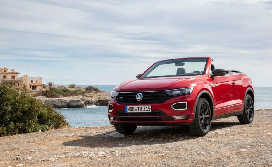 Nuevas imágenes del Volkswagen T-ROC Cabrio 2020: Un producto único desde 30.685 euros