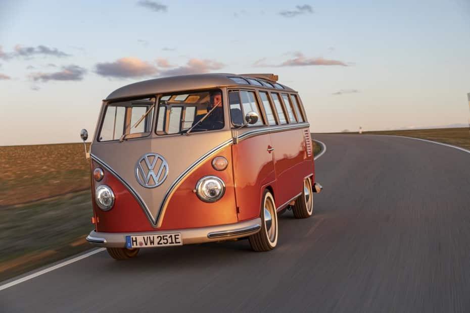 Volkswagen e-BULLI: Esta preciosidad tiene un problema, su precio