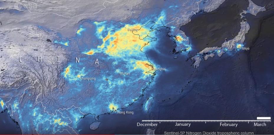 ¡China vuelve a despertar!: La contaminación empieza a regresar