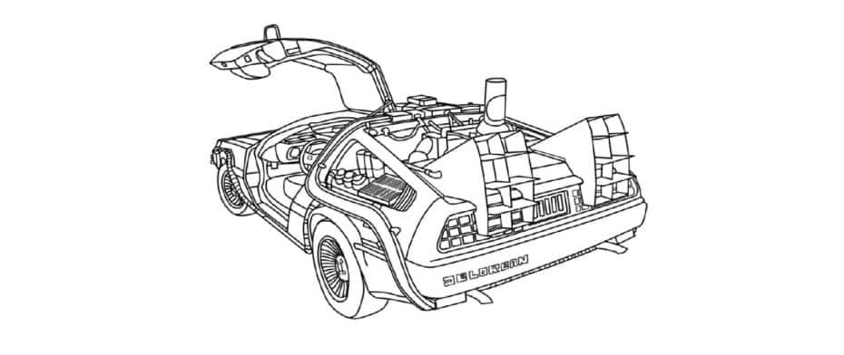 ¿Aburrido?: Aquí tienes un montón de dibujos automovilísticos descargables de forma gratuita