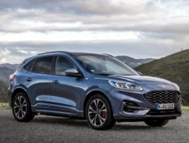 Arranca la comercialización Ford Kuga FHEV 200 CV: Llega el híbrido convencional