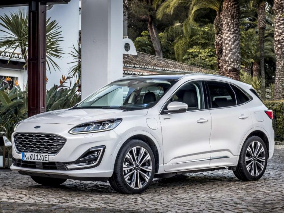 Ya a la venta el nuevo Ford Kuga «Vignale»: También llega el «Trend»